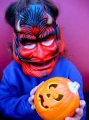 The Devil Trick or treater