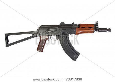 Spetsnaz Rifle AK 47 Isolated