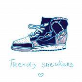 Trendy Sneaker