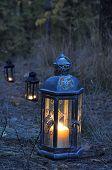Lantern In The Dark