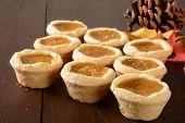 Mini Pumpkin Dessert Tarts