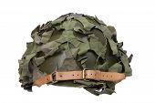Camouflage Military Helmet