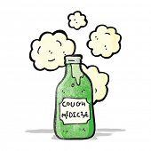 cough medicine cartoon