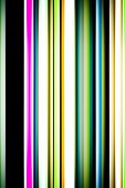 Abstract Background Of Vertical Rainbow Color Line