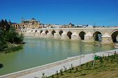 Roman bridge, Cordoba.