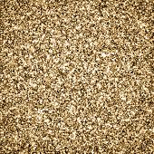 stock photo of gold-dust  - gold glitter background for web and print - JPG