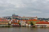 Prague Castle And The Little Quarter, Czech Republic