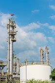Oil Refinery Industrial