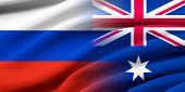 Australia And Russia.