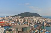 View Of Yeongdo Island, Busan, South Korea