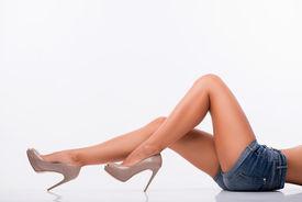 pic of short legs  - Half - JPG