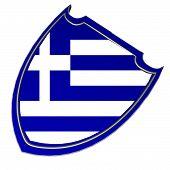 Greece Shield