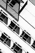 Modern Windows. Abstract