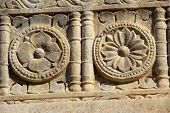 Stone Flower Patterns
