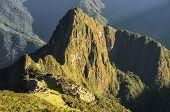 Macchu Picchu Montana overview