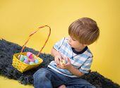 Kids' Easter Egg Hunt, Basket