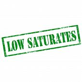 Low Saturates-stamp