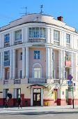 Project Of Architect S.d.shabunevsky