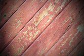 Reddish Wood Planks Texture