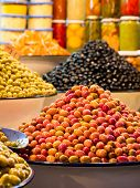 Fresh Moroccan Olives