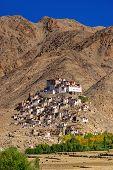 Chimray Monastery, Ladakh, Jammu And Kashmir, India
