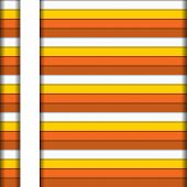 Colorful Horizontal Stripes Background In Warm Colors With White Vertical Stripe