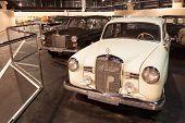 Emirates Auto Museum In Abu Dhabi
