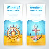 Marine Banners Set