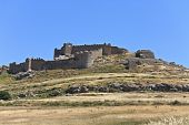 foto of argo  - Castle of Larissa at Argos - JPG