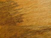 Mango wood grain resembling sunset.