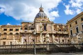Square Of Shame, In Palermo