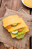 Cheddar Sandwich