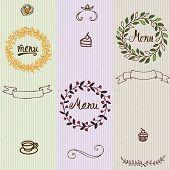 Design Elements For The Menu