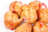 Croissants or crescent rolls