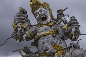 Fight With The Monkey King