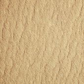 picture of wind blown  - Close up of wind blown sand background - JPG