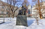 Horace Greeley Memorial, New York City
