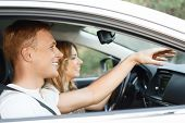 stock photo of driving  - Sweet drive - JPG