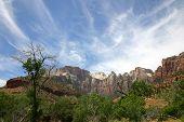 Utah Skies - Zion Np