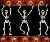 Spooky Skeletons