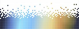 picture of pixel  - Abstract colurful mosaic background - JPG