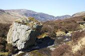 Glen Turret In Perthshire, Scotland