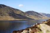 Loch Turret In Perthshire, Scotland 5