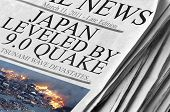 Japan Leveled By 9.0 Quake