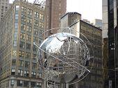 Globe At Trump Tower