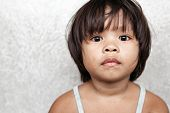 Filipina Girl Portrait