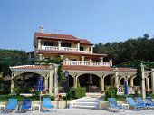 Hotel At A Resort
