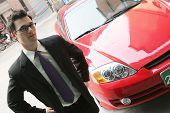The Car Sales Man