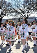 St. Patrick's Day Parade in Washington,