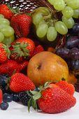 Fruit Closeup